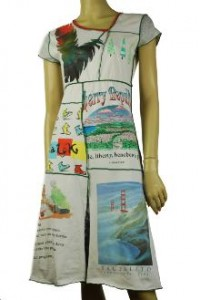 dress by artist Anna Broenink